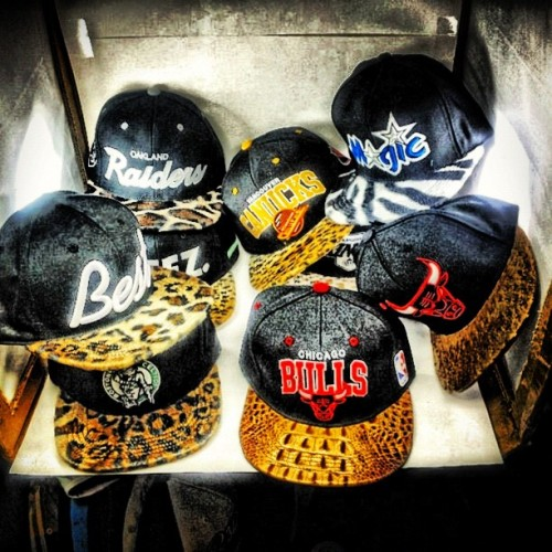 cityboyrell:  #Lids (Taken with Instagram)