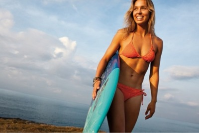 Sally Fitzgibbons…such a froth