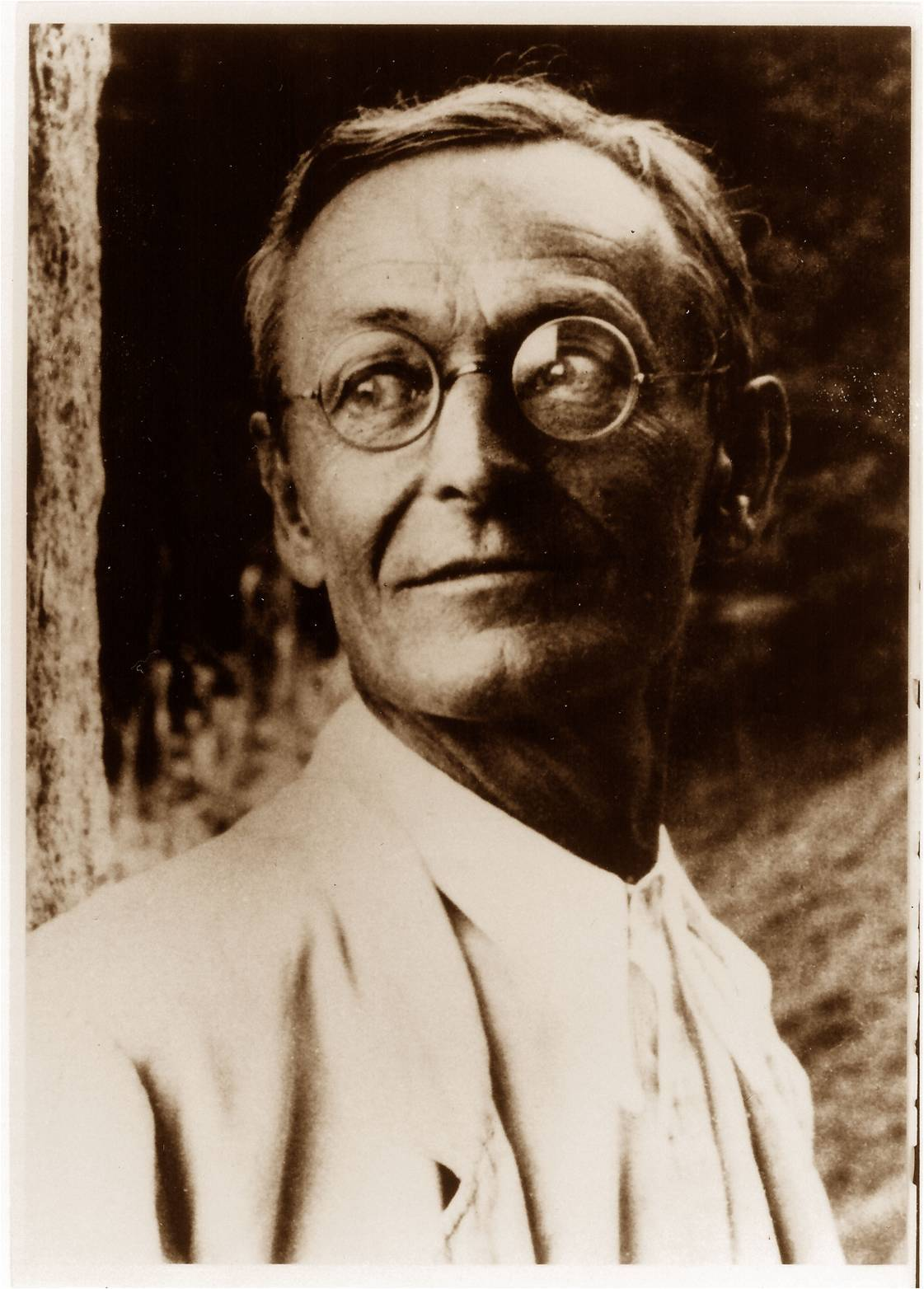 ALL DEATHS by Hermann Hesse I have already died all deaths, And I am going to die all deaths again,Die the death of the wood in the tree,Die the stone death in the mountain,Earth death in the sand,Leaf death in the crackling summer grassAnd the poor bloody human death. I will be born again, flowers,Tree and grass, I will be born again,Fish and deer, bird and butterfly.And out of every form,Longing will drag me up the stairwaysTo the last suffering,Up to the suffering of men. O quivering tensed bow,When the raging fist of longingCommands both poles of lifeTo bend to each other!Yet often, and many times over,You will hunt me down from death to birthOn the painful track of the creations,The glorious track of the creations. (via journalofanobody:)