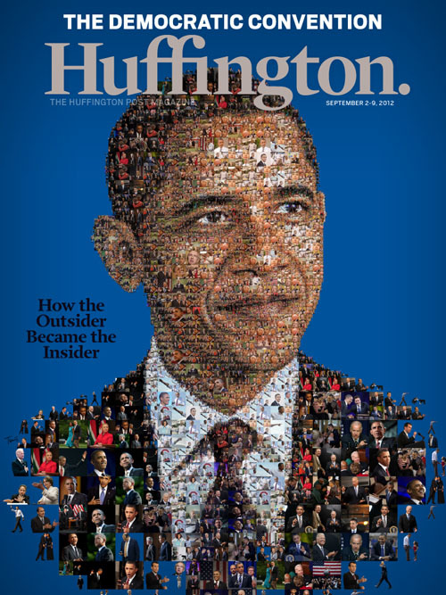 Huffington, September 2, 2012Cover art: Charis TsevisCreative director: Josh Klenert
