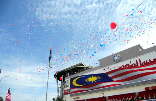 Happy 55th Birthday Malaysia!