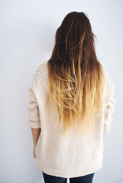 Kinda want ombré…???