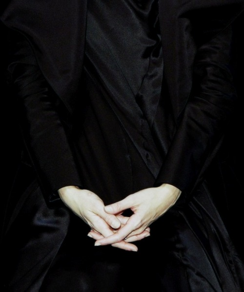 seensense:  Givenchy haute couture fall 2005