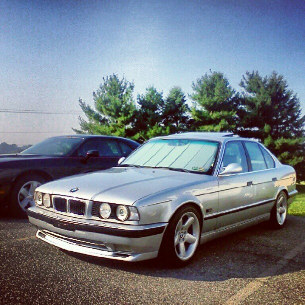 yettifindings:  Euro-spec #BMW (Taken with Instagram)  Little bit of instagraming this morning. Follow me on instagram! Username: yettimatt