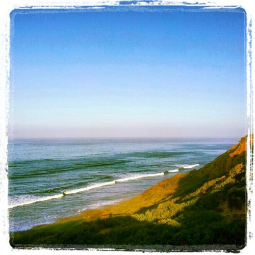 #trails #surf #naturalbeauty (Taken with Instagram at San Onofre Bluffs - Trail 1)