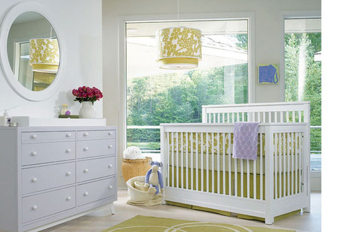 Young America Built To Grow Encore Crib