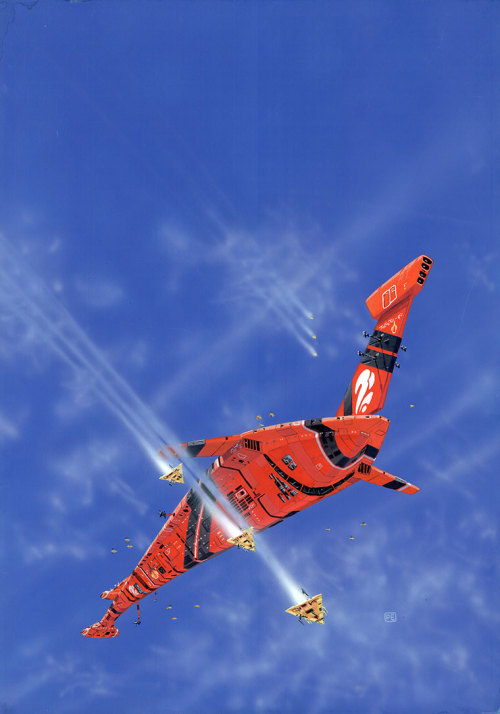 """The Outposter""Peter Elson"