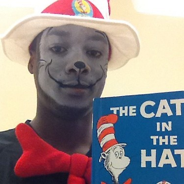 Well, hello, Harrison Barnes. Or should we say, 'Cat in the Hat?'