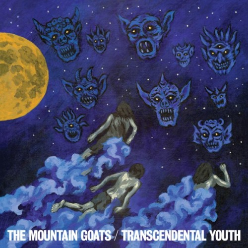 "Listening To: The Mountain Goats - Transcendental Youth (2012) Very excited to give this new Mountain Goats album a spin. Transcendental Youth comes on the heels of 2011's extremely solid All Eternals Deck, which clinched the #41 spot on my Top Albums of 2011 List. We've heard the horn-laden single ""Cry For Judas"" already, and the album drops officially via Merge Records on October 2nd."