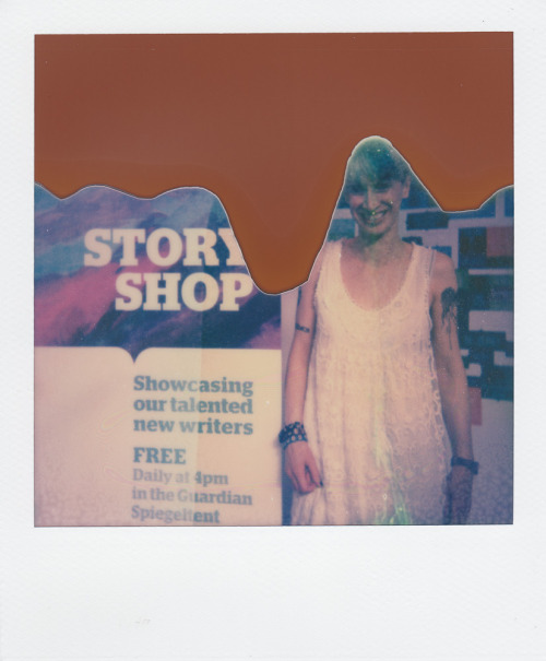 Story Shop, Edinburgh International Book Festival(photo by Cinnamon Curtis)