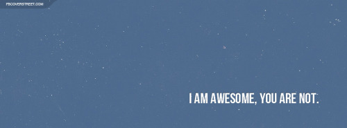 Awesomeness Facebook Covers