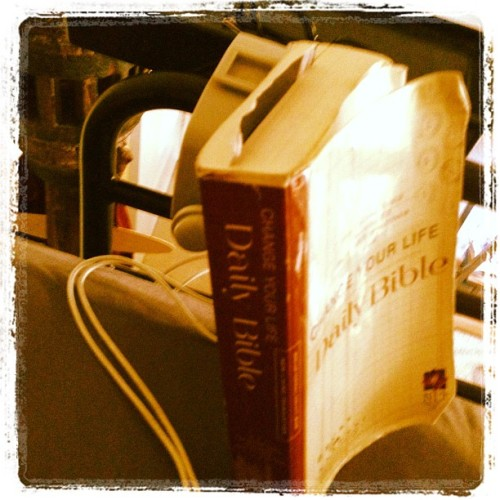 2/3rds read (Taken with Instagram)