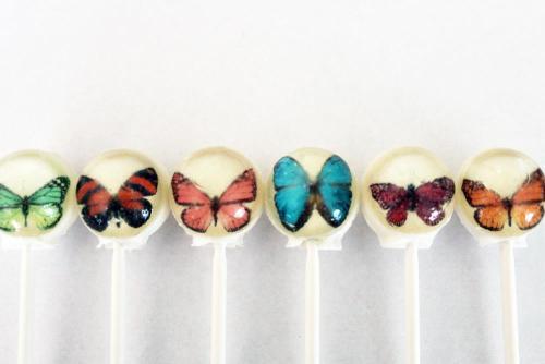 hard candy, lollipops by Vintage Confections | via: http://devidsketchbook.com