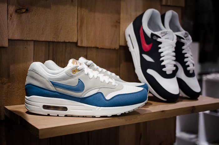 Defend The Block Airmax 1 Fall Release