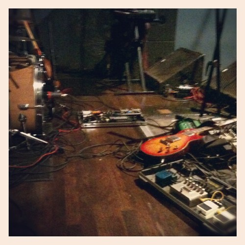 Set up is happening!!! (Taken with Instagram at The Bodega Social Club)