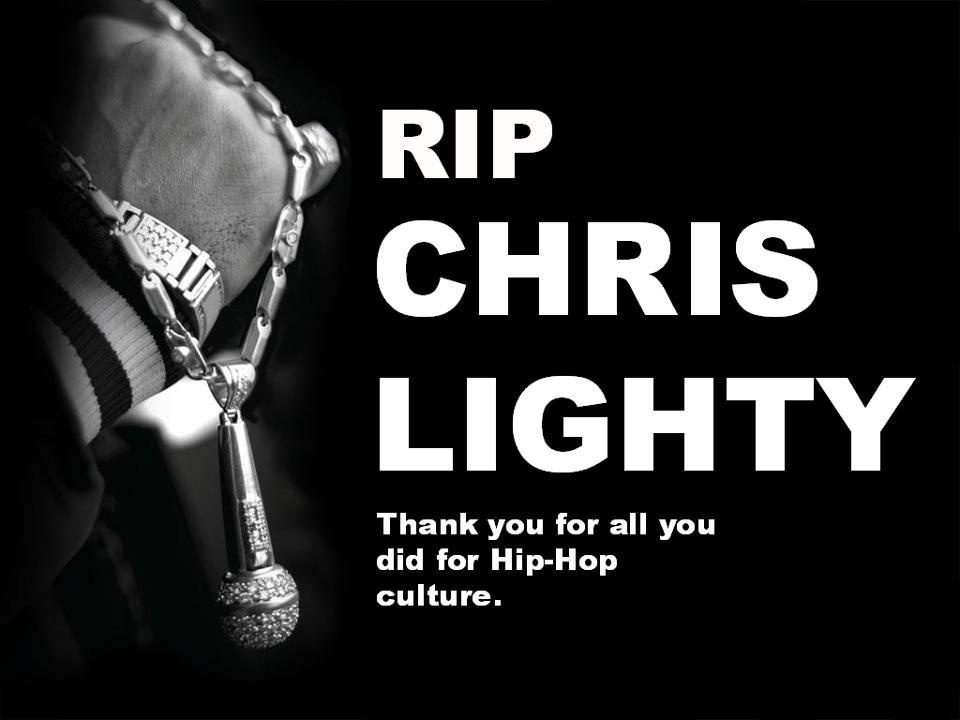 If you didn't know Music Business veteran CHRIS LIGHTY check out this great article by Danyel Smith (@danamo) & get to know him. REST IN PEACE Lighty. You'll be sorely missed. xo @RozOonTheGo Click here.