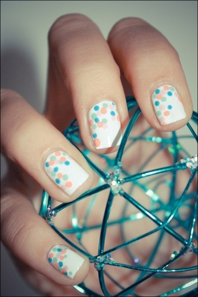bestnailart:  Best Nail Art - Tumblr