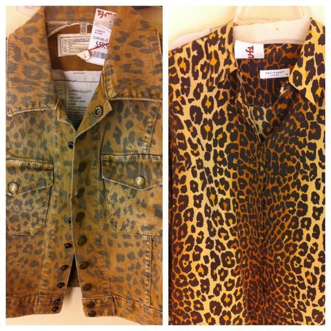 Leopard smack down @tjmaxx Equipment or Current Elliot? (Taken with Pose)