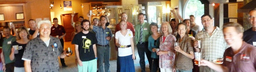 August Green Drinks at Neil Kelly, Bend
