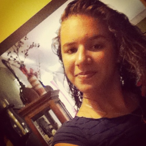 Birthday Girl! Love you sis <3.<3 (Taken with Instagram)