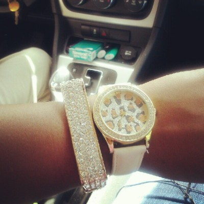 Arm Candy for Today! (Taken with Instagram)