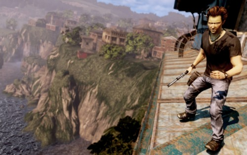 simonate:  Uncharted Multiplayer: The Villains  Gabriel Roman (UDF) Atoq Navarro, Eddy Raja (UDF) Zoran Lazarevic (UC2), Roberto Guerro (UGA), Harry Flynn (UC2) Katherine Marlowe, Talbot, Rameses (UC3)