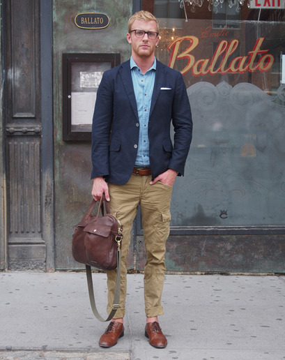gqfashion:  Street Style: New York City