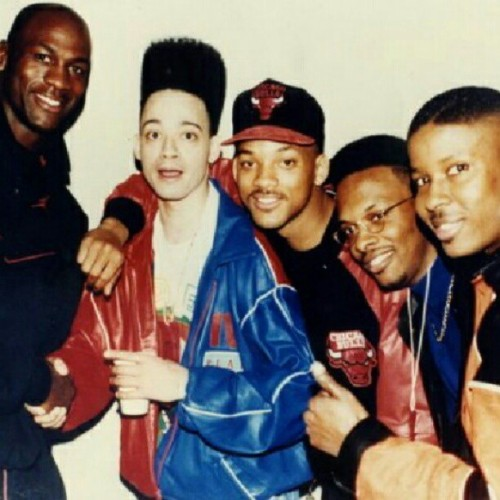 ranealdagenius:  The BEST of the #90s #Jordan #KidandPlay #FreshPrince and #DJJazzyJeff (Taken with Instagram)