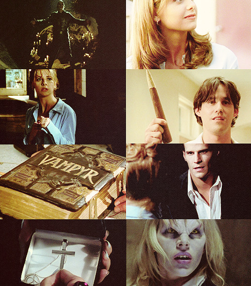 Buffy The Vampire Slayer  01x01 Welcome To The Hellmouth