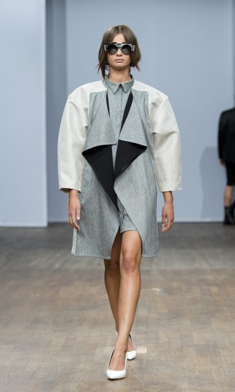Photos: Kristian Löveborg via Mercedesbenzfashionweek ALTEWAI SAOME SS 13 My favourite looks/pieces # 1
