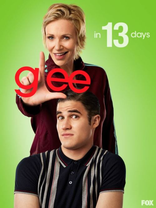 inkystars:  myfeetlitup:  Blaine/Sue hilarity please. Only Sane Man with little patience for irresponsible authority figures + the most irresponsible of authority figures can only lead to good things.  Give me ALL the Blaine/Sue interaction!