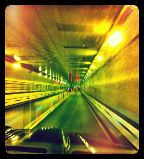 queens midtown tunnel (breakin' the law) 6-18-12