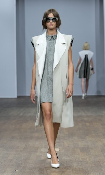 Photos: Kristian Löveborg via Mercedesbenzfashionweek ALTEWAI SAOME SS 13 My favourite looks/pieces # 2