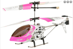it's pink and i want! http://www.clubheli.com/SH-6020-Swift-35CH-Helicopter-with-Gyro-6020-1—PINK_p_2595.html