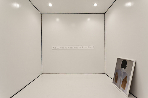 blackcontemporaryart:  Artificial Breathing, Manuel Arenas, 2010 Installation view from the Manuel Arenas exhibition at the Mattress Factory in 2010.