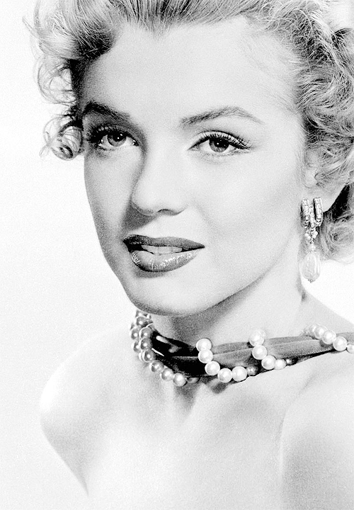 Marilyn Monroe by Bernard of Hollywood,1952.