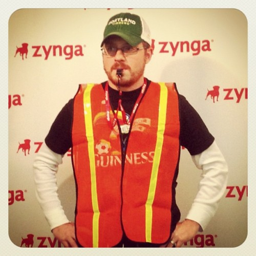 Fire drill day at #zynga  (Taken with Instagram at Zynga)