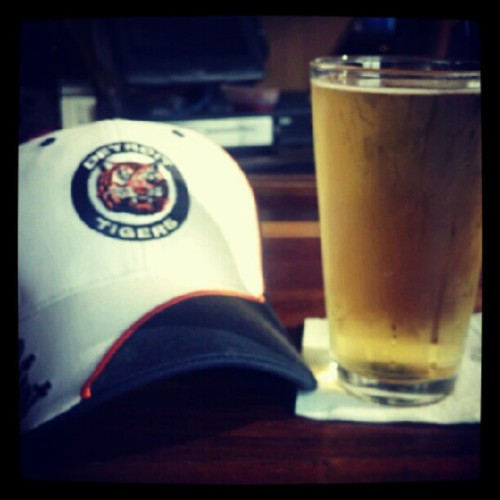 Pre gaming! Go #Tigers! (Taken with Instagram at The Park Bar)