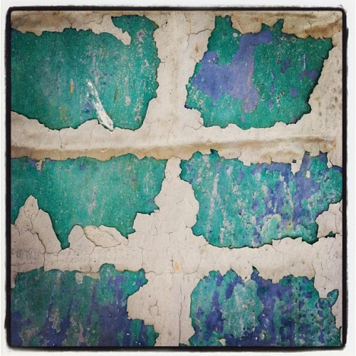 Peeling paint 11 (Taken with Instagram)