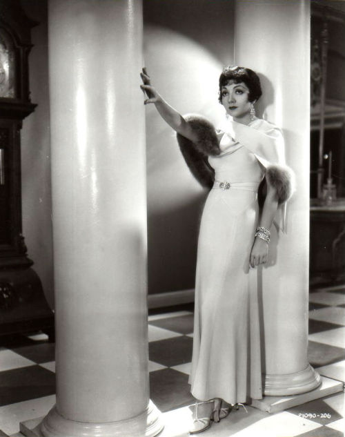 screengoddess:  Claudette Colbert