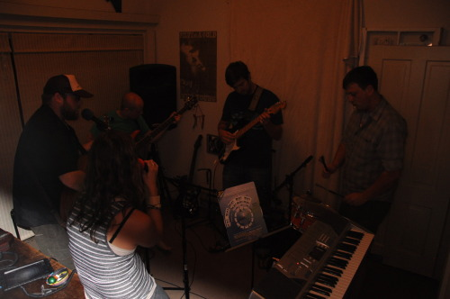 from Blue Moon jam night 8-29-12