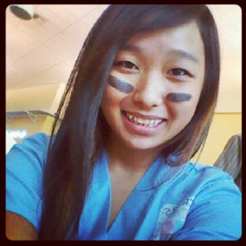 WHOOOO !! Go Biomedicine !!!! :D (Taken with Instagram)