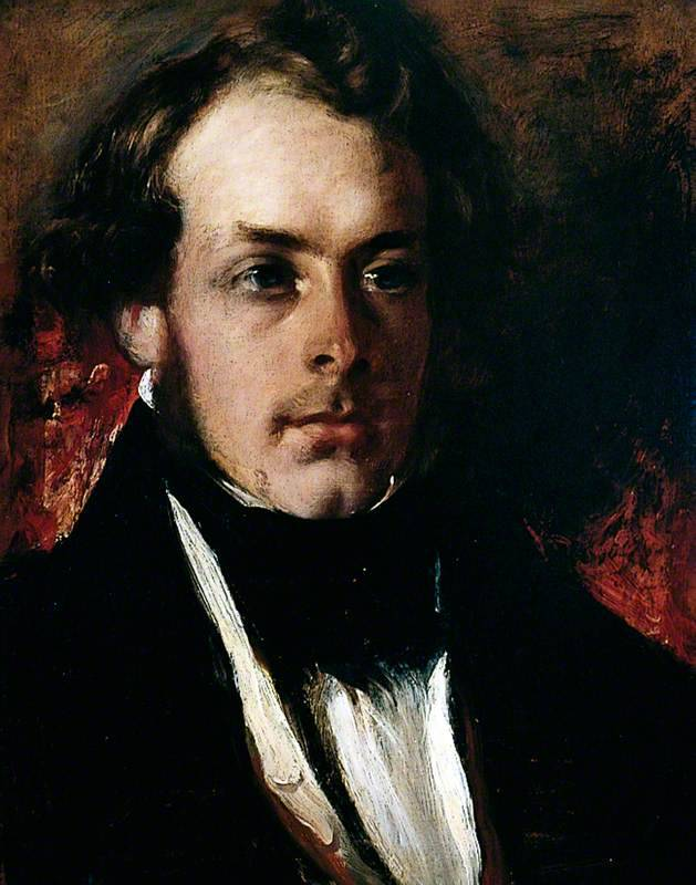 blastedheath:  William Etty (English, 1787-1849), John Harper, c. 1841. Oil on canvas, 49.5 x 39.4 cm. York Museums Trust.