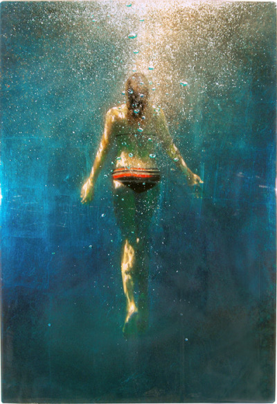 quasihobo:  Eric Zener  Ascension in Blue