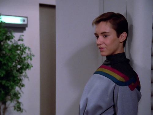 spockvarietyhour:  Wesley, um….what are you posing for?