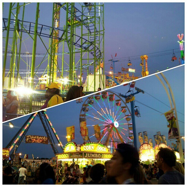 Midway goodness. #CNE (Taken with Instagram at CNE Midway)