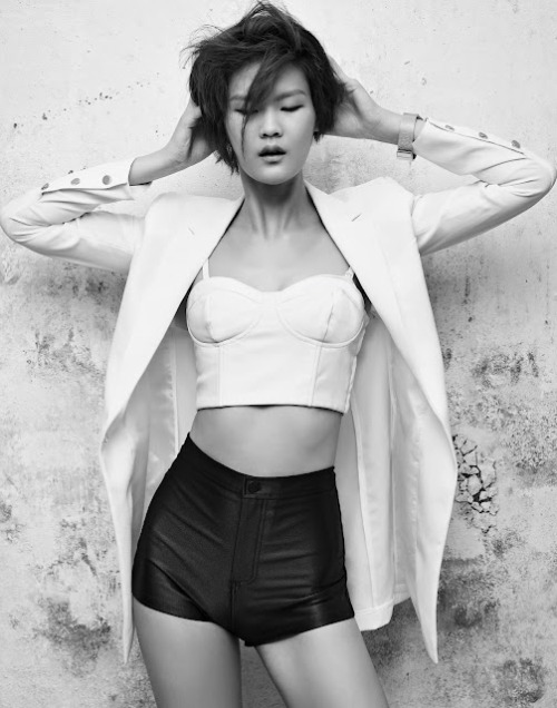 modelsofcolor:  Sumin Jeon photographed by Kim Young Hoon