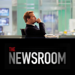 The Newsroom..