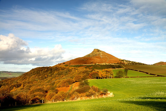 Autumn at Roseberry Topping. by 47mki on Flickr.