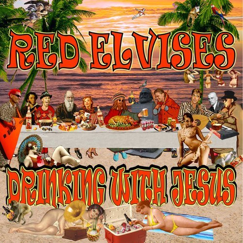 Red Elvises - Into the Sun